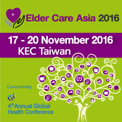 Elder Care Asia 2016 17-20 November 2016 KEC Taiwan